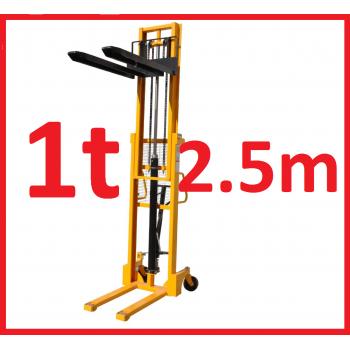 Wózek Masztowy podnośnikowy ręczny 1t 1000kg na 2.5m
