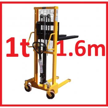 Wózek Masztowy podnośnikowy ręczny 1t 1000kg na 1.6m