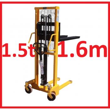 Wózek Masztowy podnośnikowy ręczny 1.5t 1500kg na 1.6m