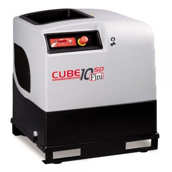 SPRĘŻARKA KOMPRESOR śrubowy FINI CUBE10 7,5kw 1050 l/min