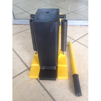 Podnośnik maszynowe hydrauliczny do maszyn pazurowy 20t/10t