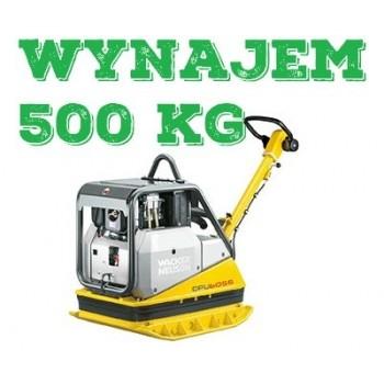Wynajem/Wypożyczenie Zagęszczarka Ubijaczka do gruntu Wacker 500kg